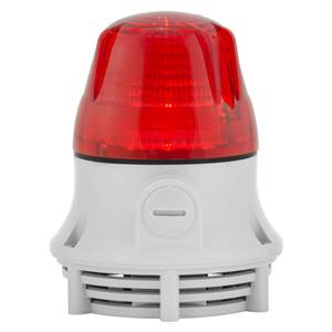 38653 | MLAMP LED A RED V90/240AC GY